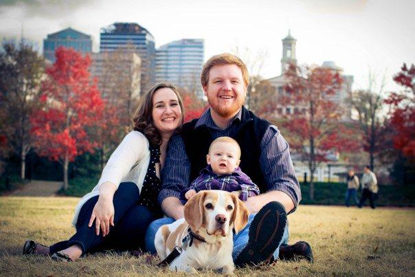 Family photo fall 2010