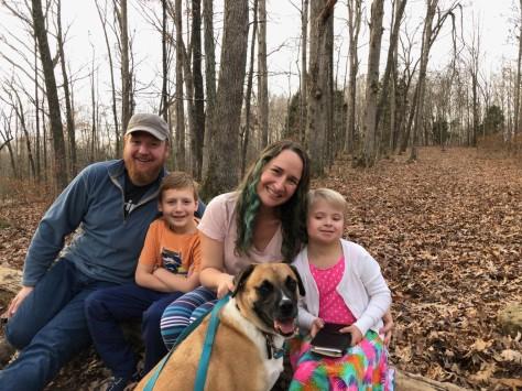 Family photo 2020
